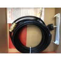 Греющий кабель в трубу 30 м