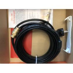 Греющий кабель в трубу 26 м