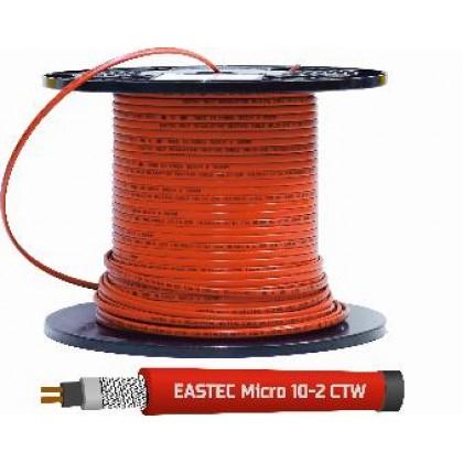 Греющий кабель c пищевой оболочкой EASTEC MICRO 10 - CTW, SRL 10-2CR