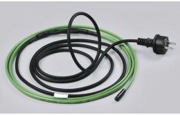 Греющий кабель для обогрева водопровода и его виды