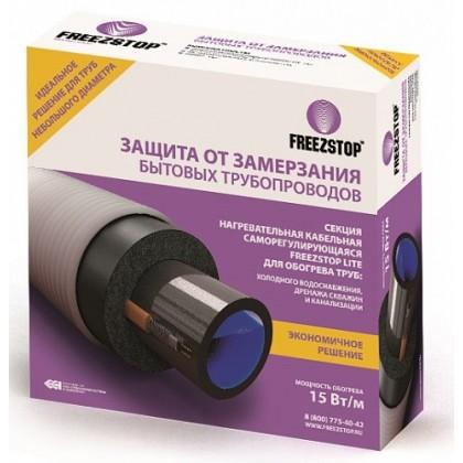 FreezStop-Lite-10. Нагревательная кабельная секция для обогрева труб