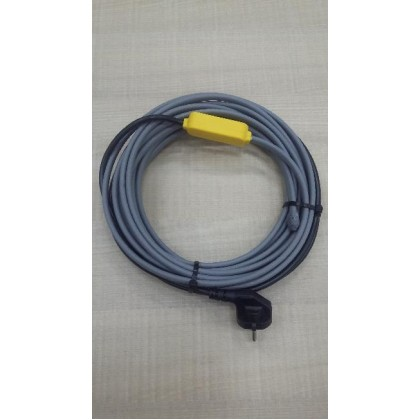 Греющий саморегулируемый кабель для труб EK-01 EASTEC